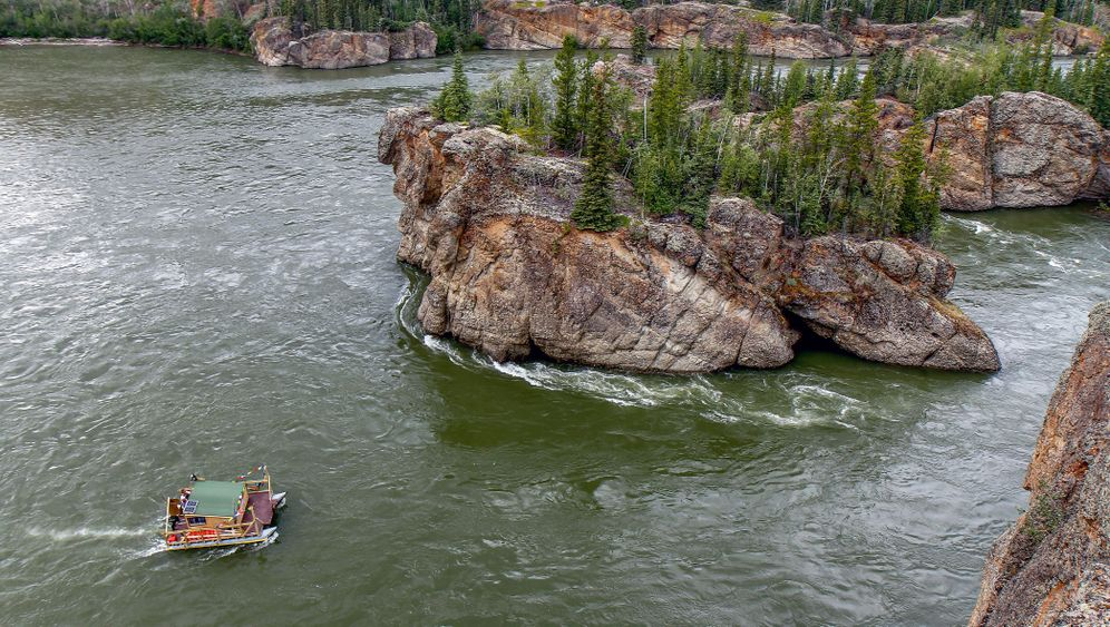 Sehnsucht Wildnis: In den Weiten Kanadas und Alaskas