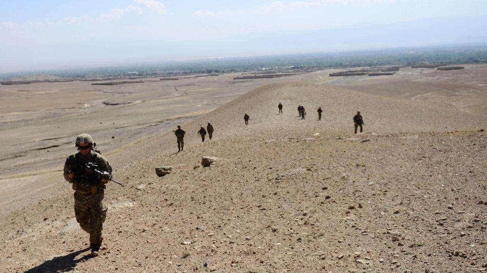 US-Abzug aus Afghanistan: Abschied vom Hindukusch