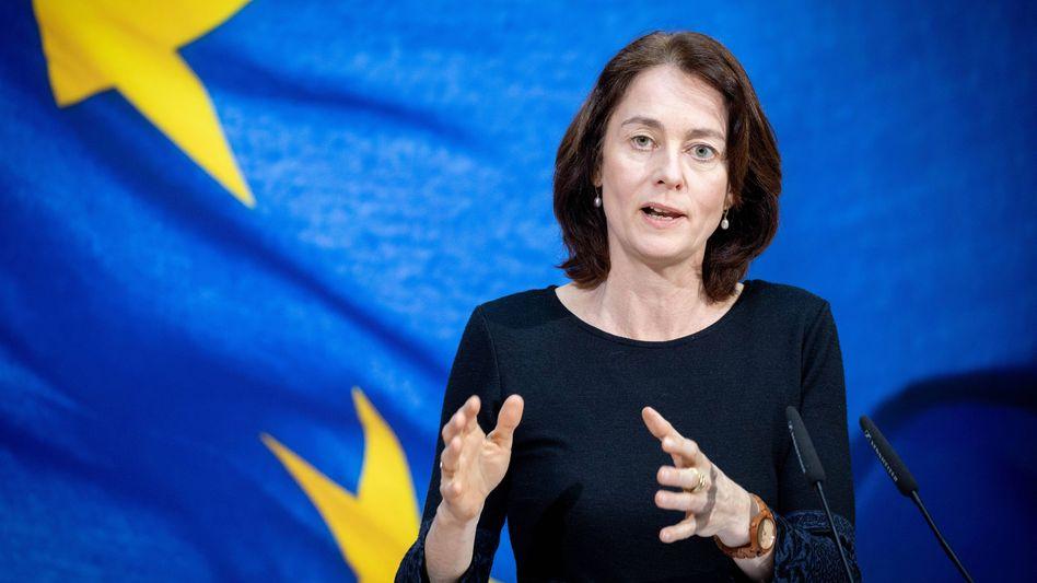 Katarina Barley: »Faktisch wird die Lage immer schlimmer, in Ungarn wie in Polen«
