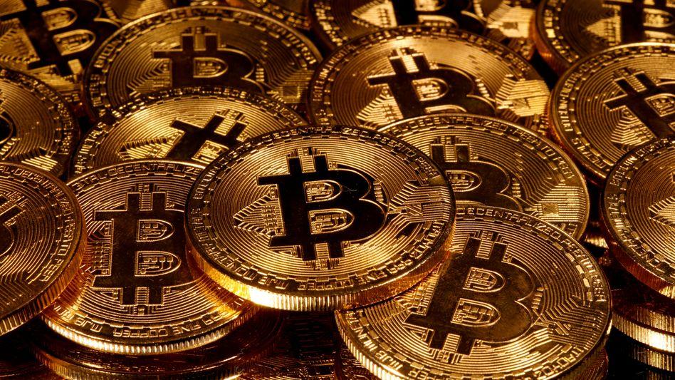 Erster tag des cme bitcoin handels 2021