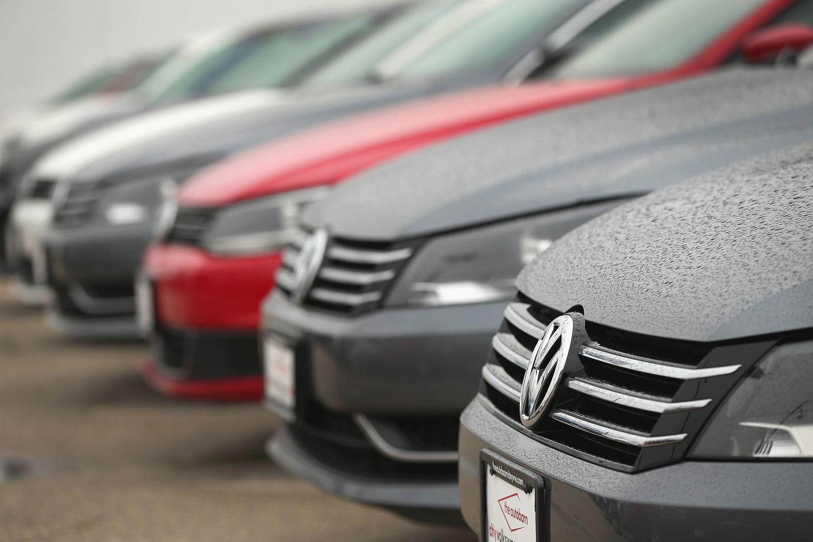 VW / Kurssturz