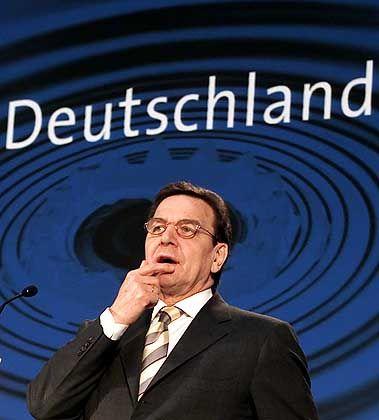 Gerhard Schröder: Chance auf eine Koalition der Vernunft