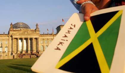 Schwarz-gelb-grün: Planspiele für den Reichstag