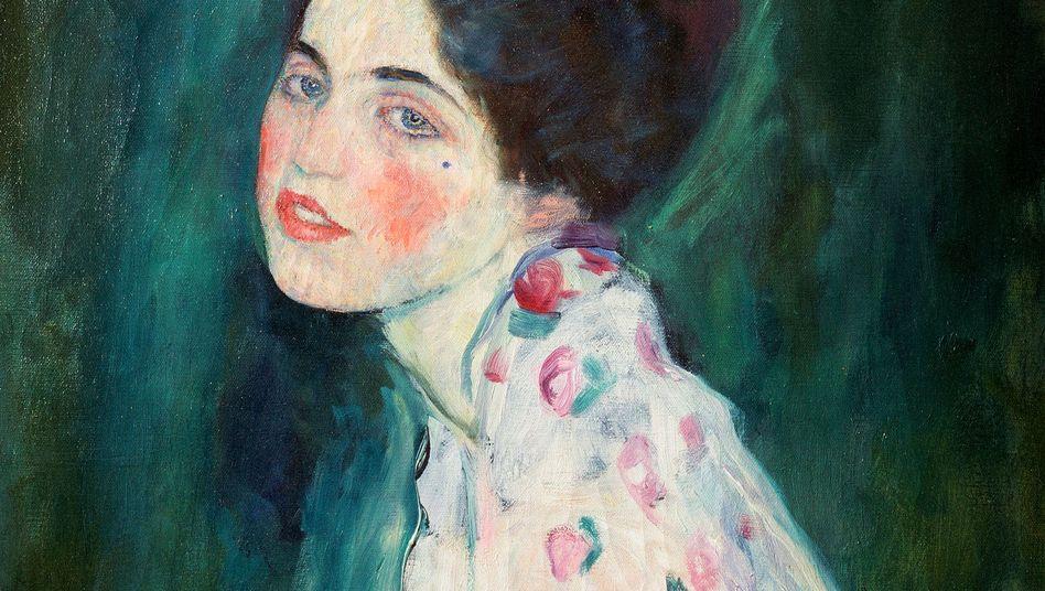 """""""Porträt einer Frau"""" von Gustav Klimt: Einer der teuersten Maler der Welt"""