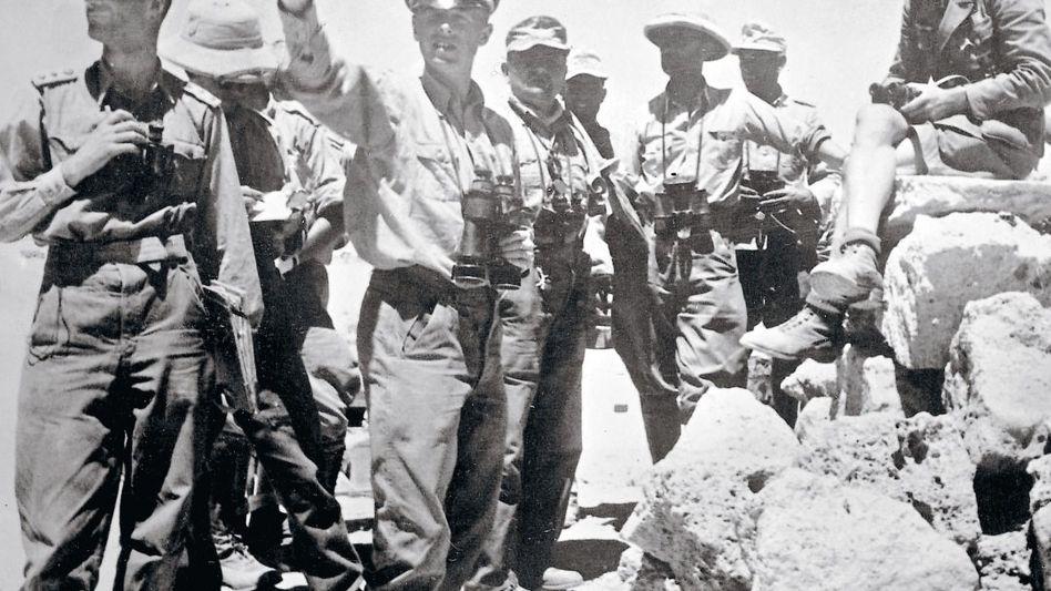 Rommel (M.) bei Marsa Matruh 1942