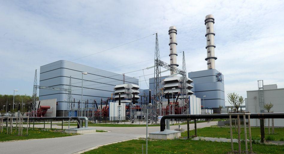 Gaskraftwerk Irsching: Turbinen auf modernstem Stand