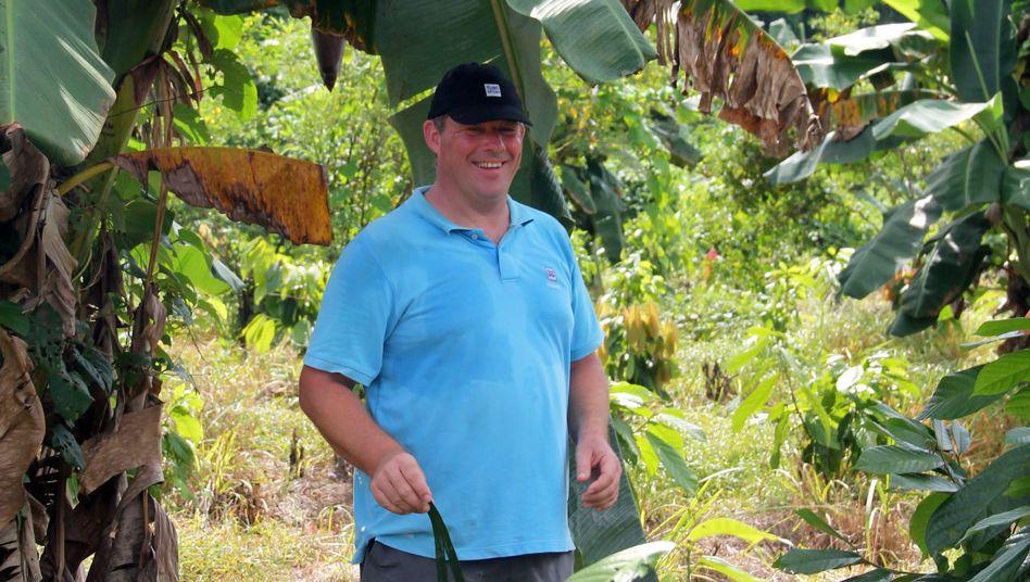 Markus Schmid sollte eigentlich nur zwölf Monate in Nicaragua arbeiten - und blieb dann sieben Jahre