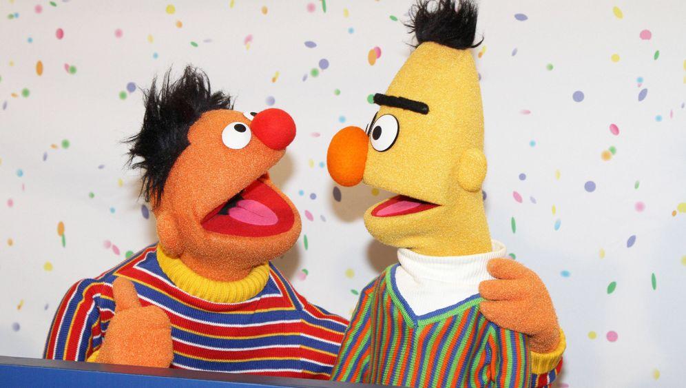 Ernie und Bert: Bromance oder Romance?