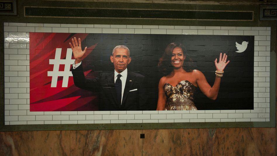 Barack Obama: Auch sein Account war vom Twitter-Hack betroffen
