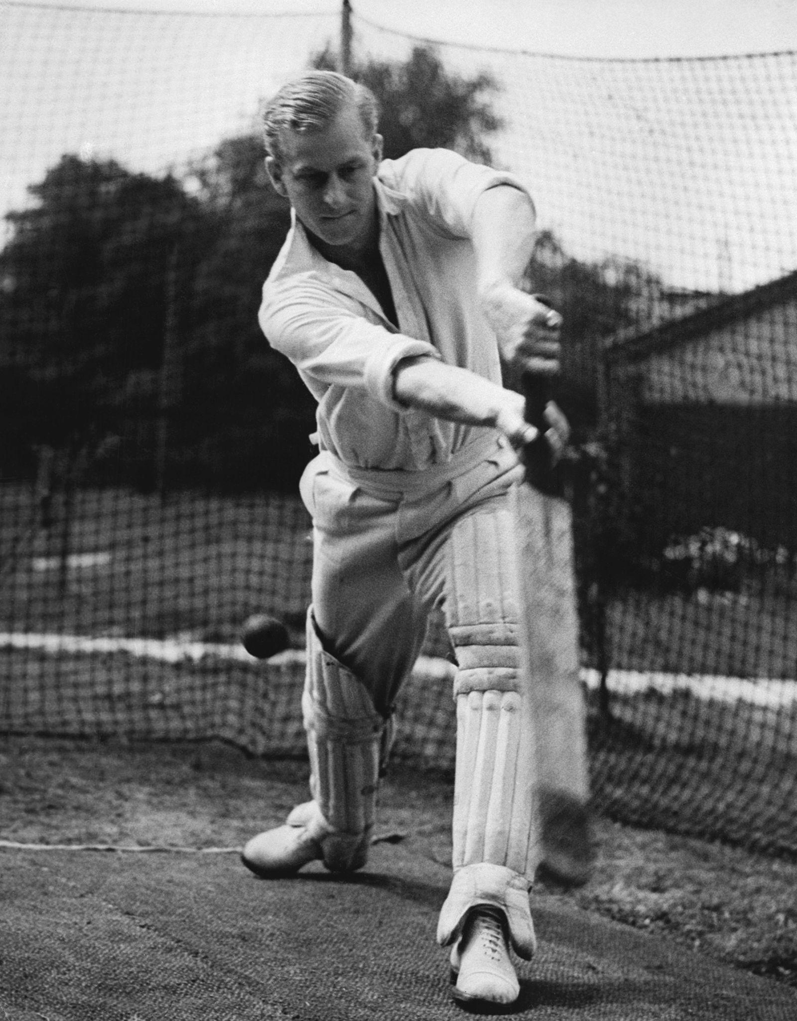 Prince Philip sports 1958