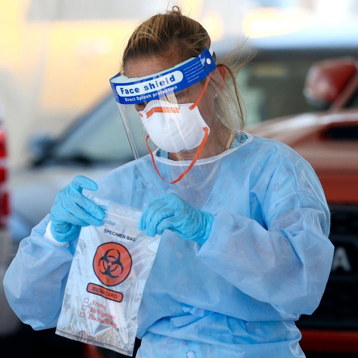 Coronakrise: USA melden 65.000 Neuinfektionen an einem Tag