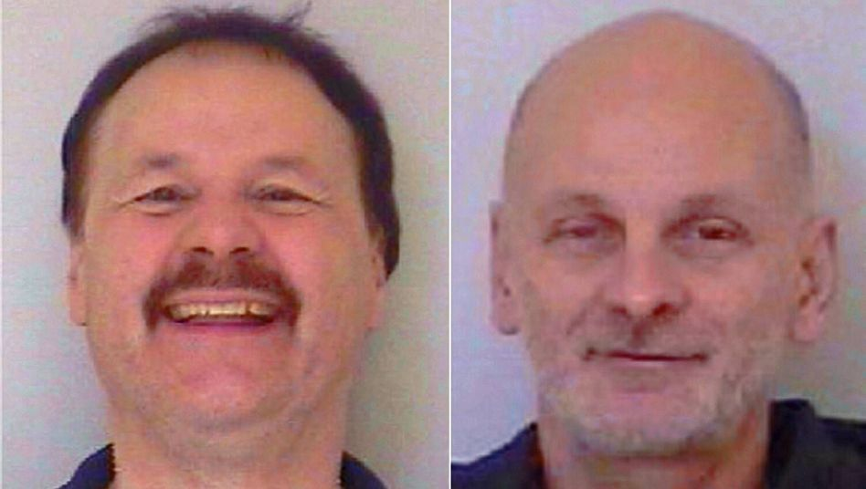 Heckhoff und Michalski vor Gericht: Lebenslang, Ausbruch, lebenslang
