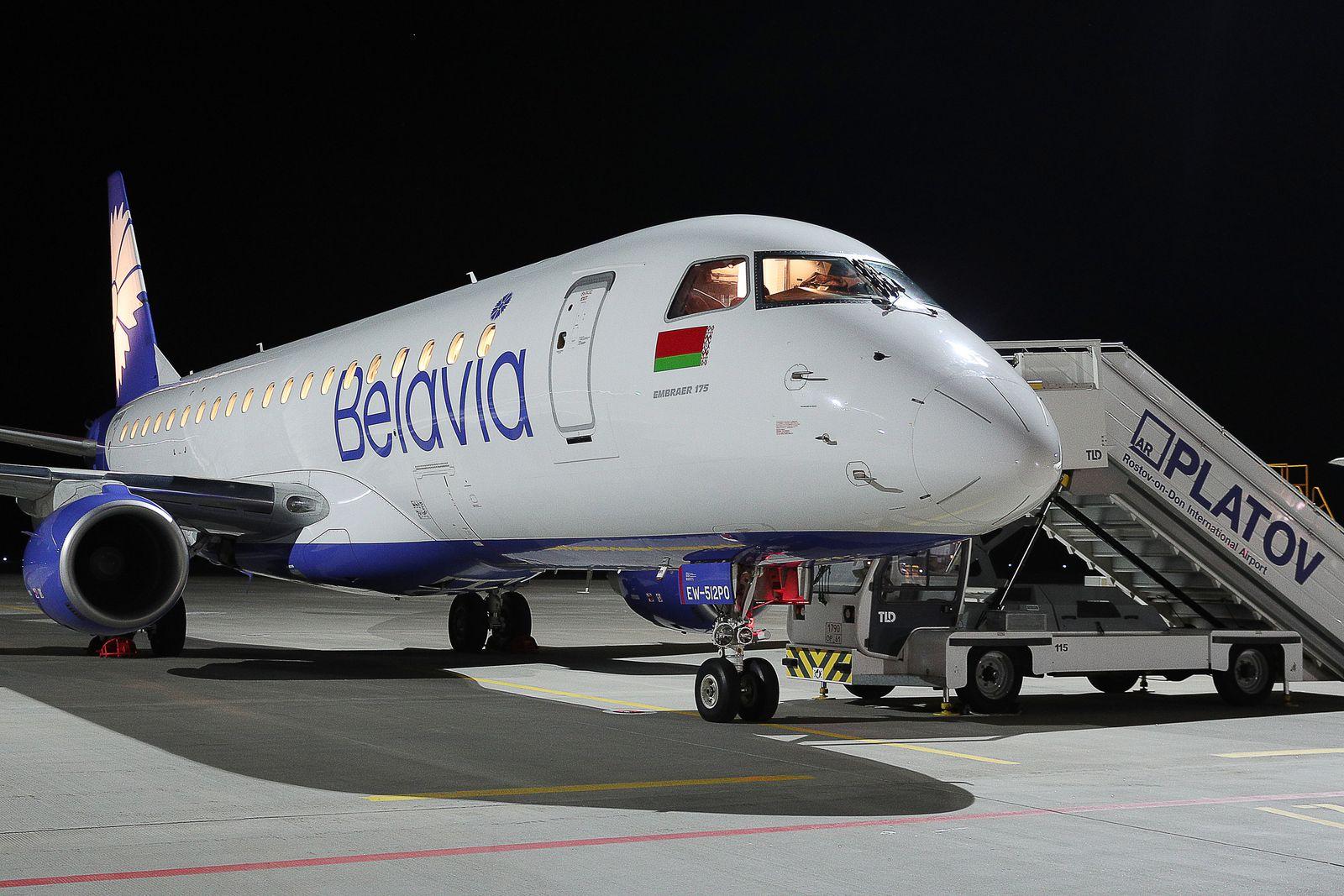 Mehrere Länder entziehen Belavia die Start- und Landeerlaubnis