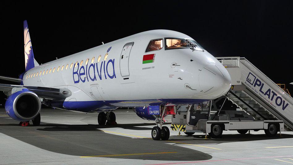 Belavia-Maschine