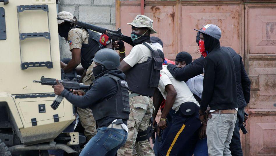 Ausschreitungen in Port-au-Prince: Die Lage eskaliert zusehends