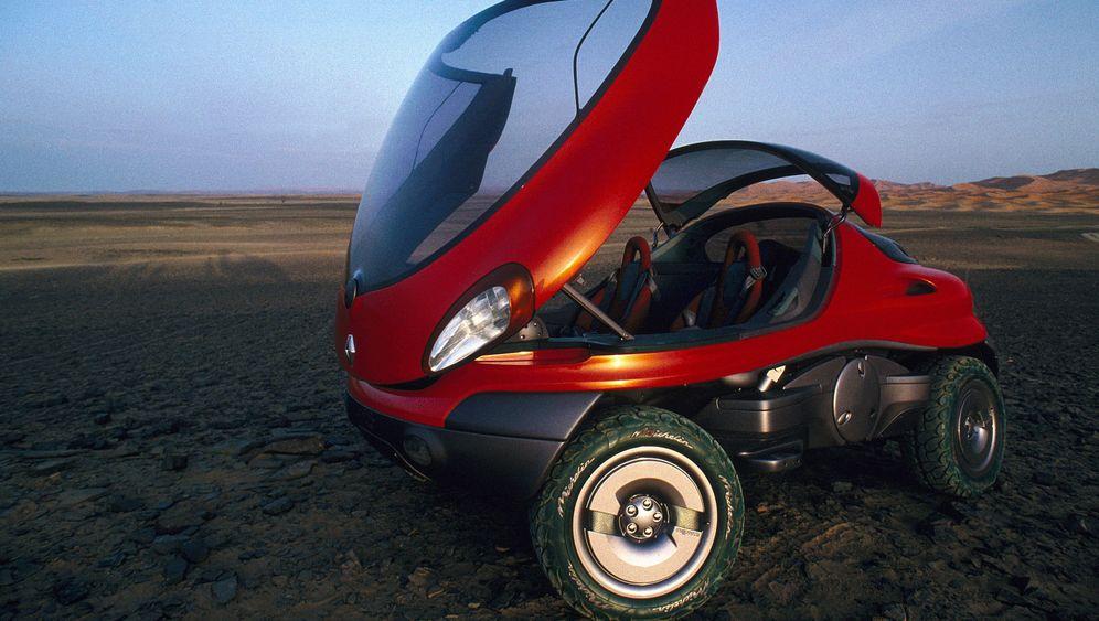 Renault Racoon: Schwamm drüber