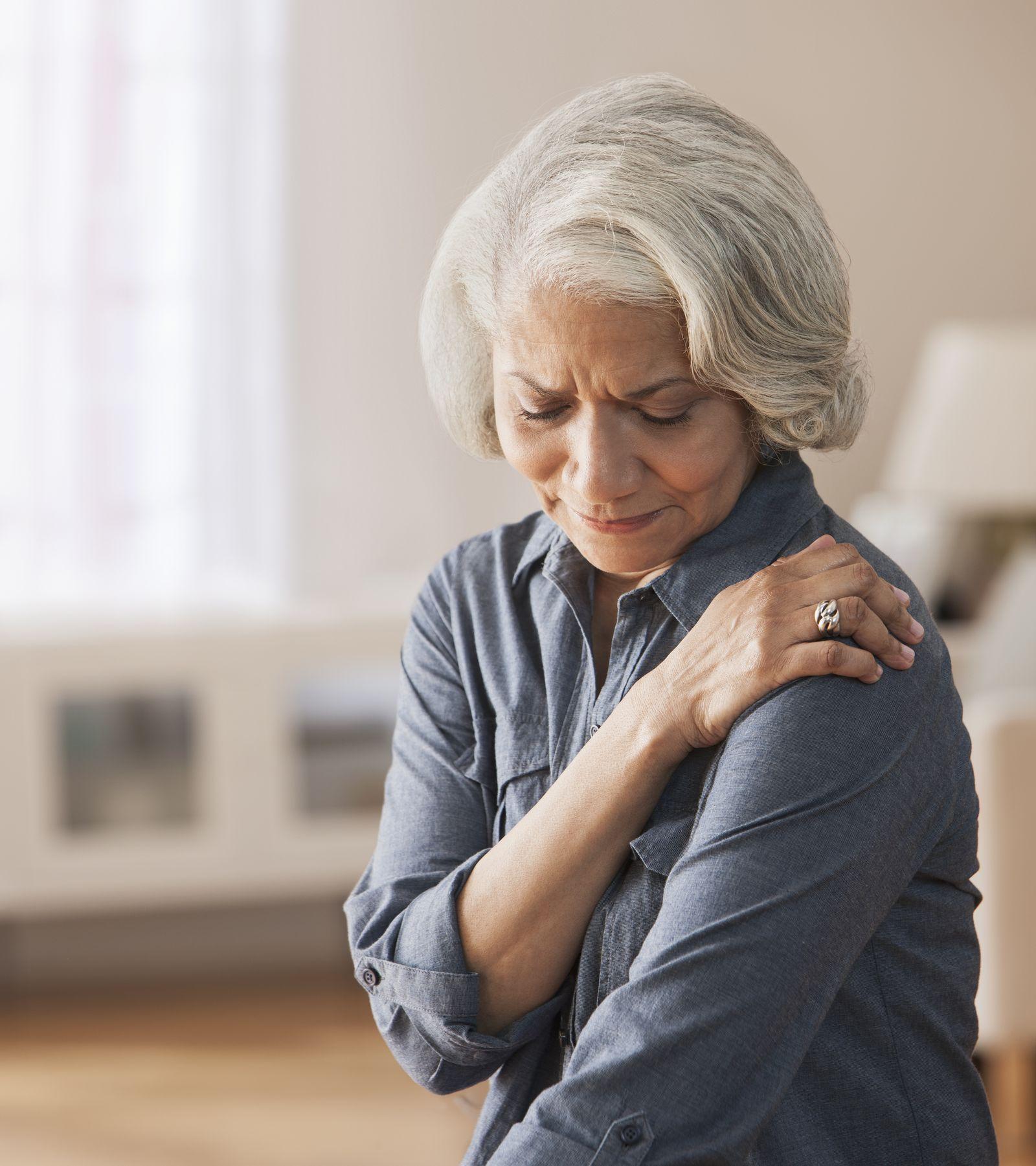 EINMALIGE VERWENDUNG Schulterarthrose
