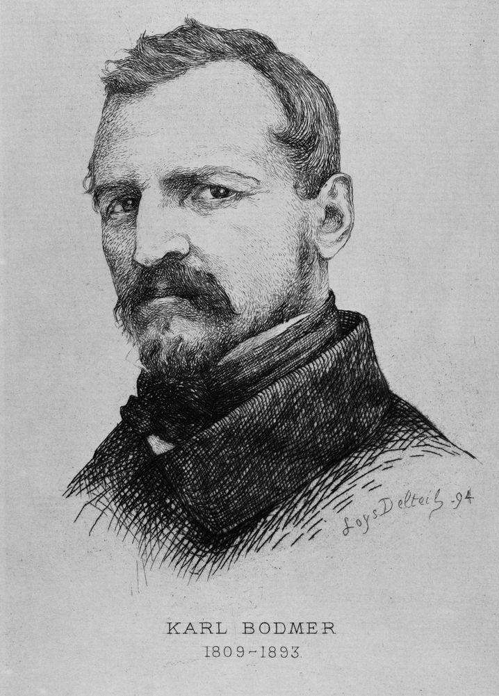 Maler Karl Bodmer