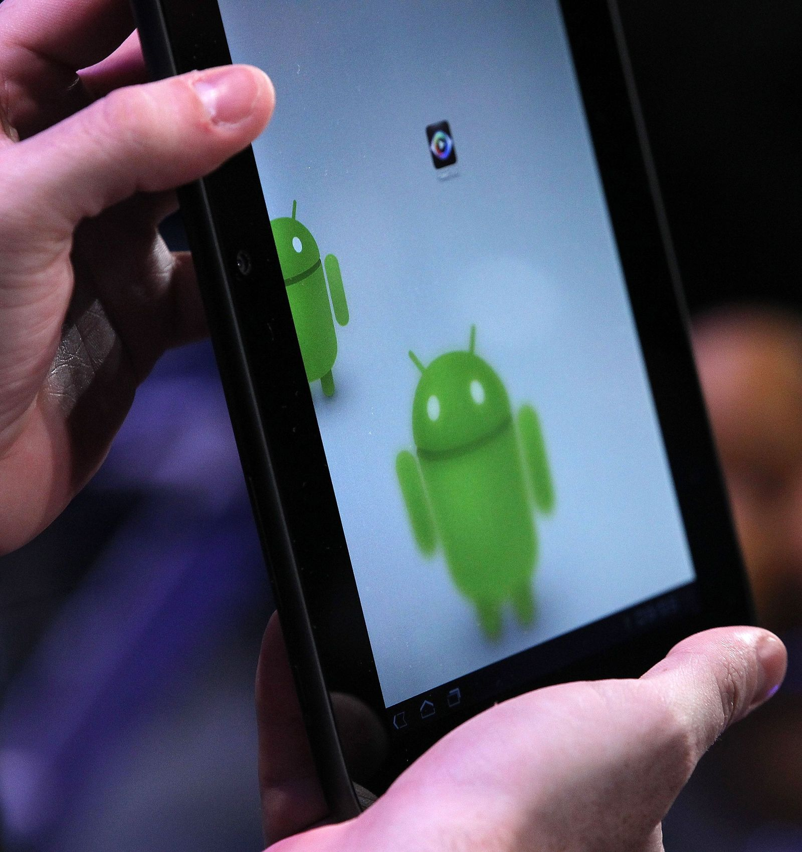 IDF Android Tablet Intel