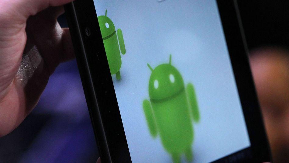 Android-Tablet: Bedroht durch Schadsoftware aus dem offiziellen Android Market?