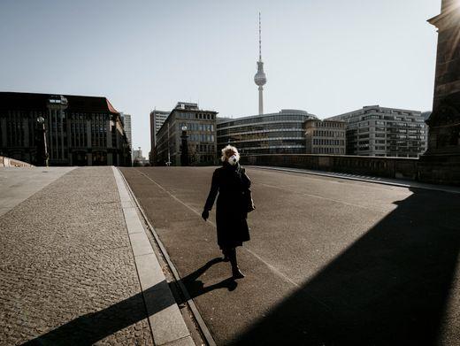 Völlige Leere in Berlin: Kommen noch härtere Maßnahmen?