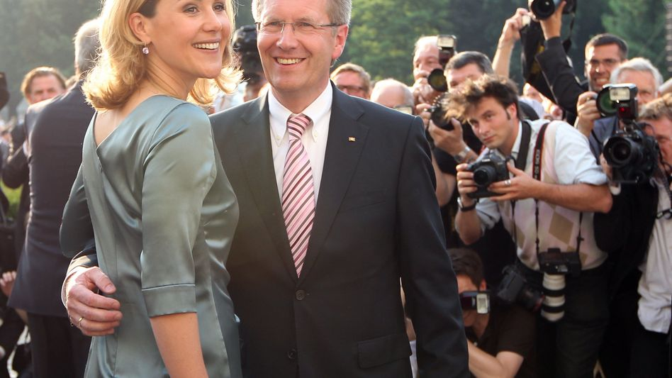 German President Christian Wulff and his wife Bettina have been accused of using their public status to receive personal favors.