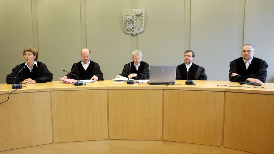 Oberlandesgericht Schleswig: Drei Jahre und drei Monate Jugendstrafe für Harry M.