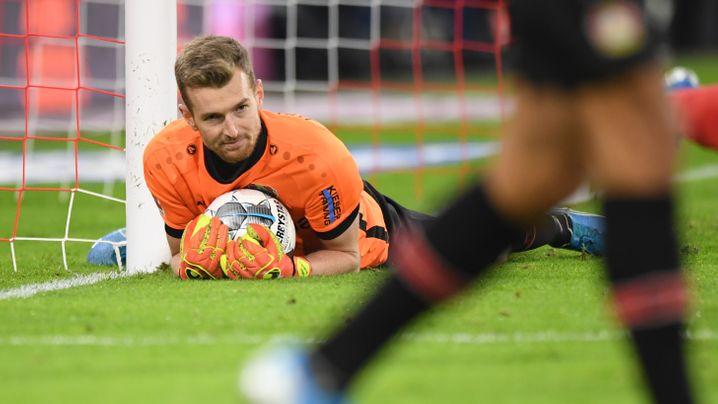 Bayerns Niederlage gegen Leverkusen: Pfosten, Latte, Hradecky