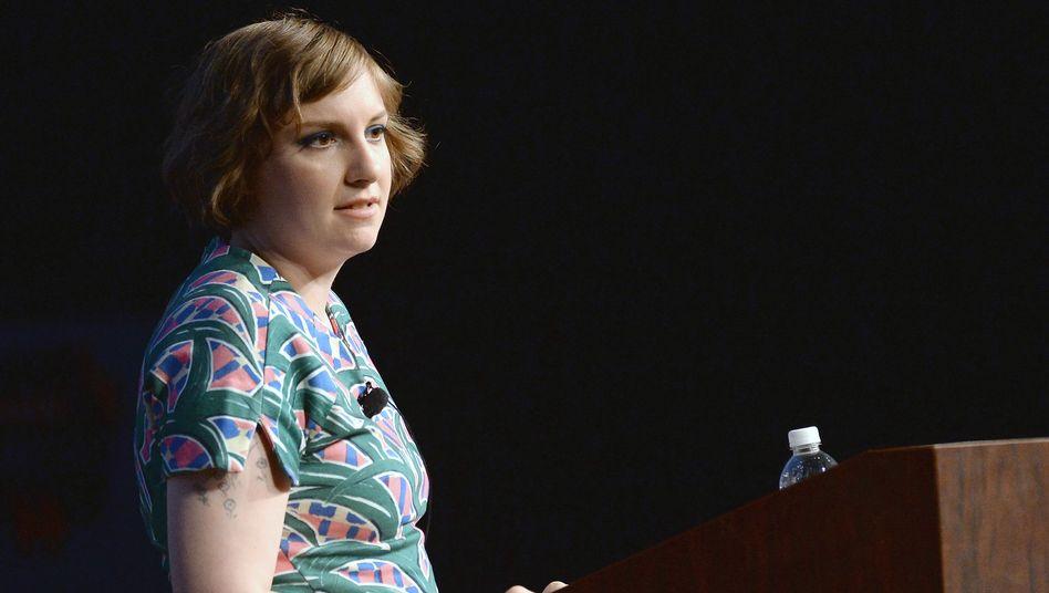 """Autorin Dunham: """"Es ist unglücklicher und ein surrealer Zufall"""""""