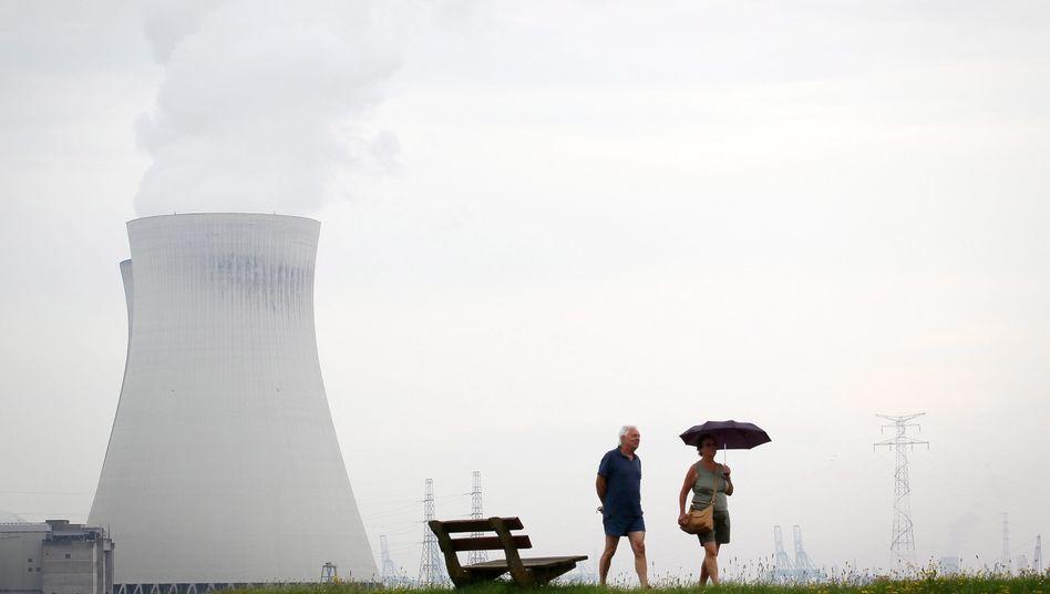AKW Doel bei Antwerpen: Belgiens Regierung muss bis 2023 eine Umweltfolgenabschätzung nachreichen