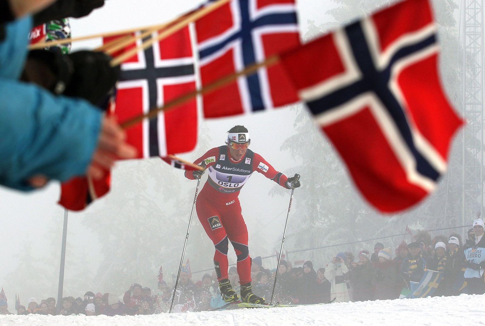 Nordic Skiing World Championships 2011