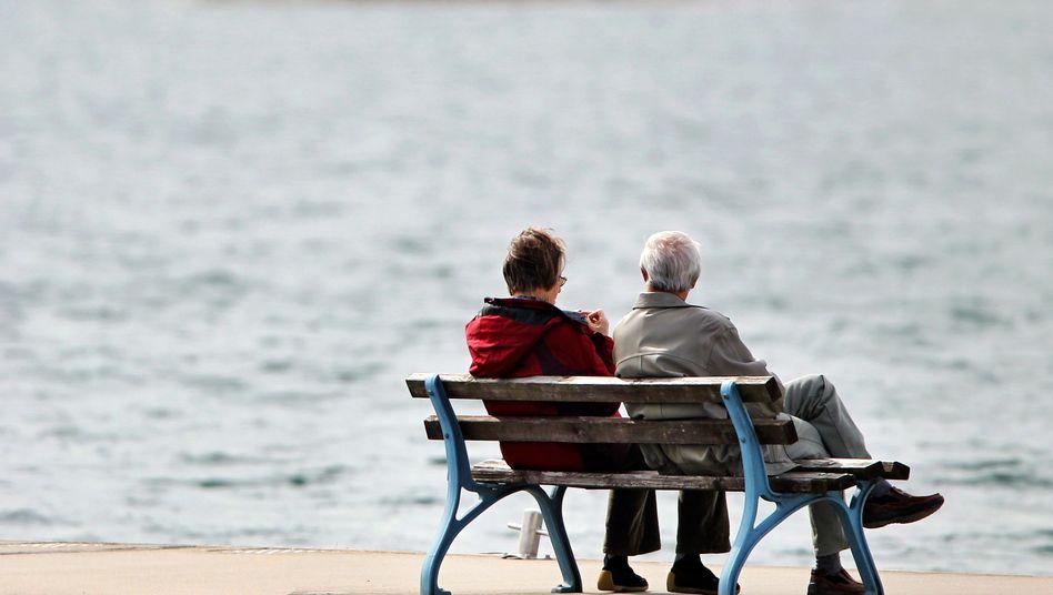 Senioren in Sachsen