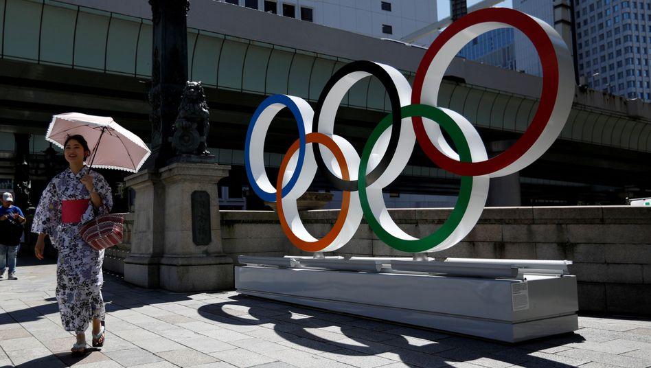 Sind die Russen bei den Olympischen Spielen 2020 in Tokio dabei?