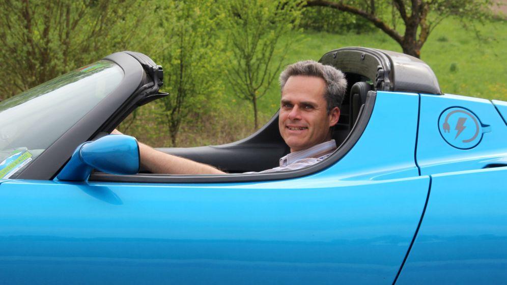 200.000 elektrische Kilometer: Der E-Auto-Rekordler