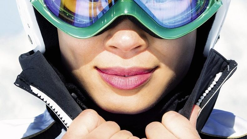 Skifahrerin Vanessa-Mae