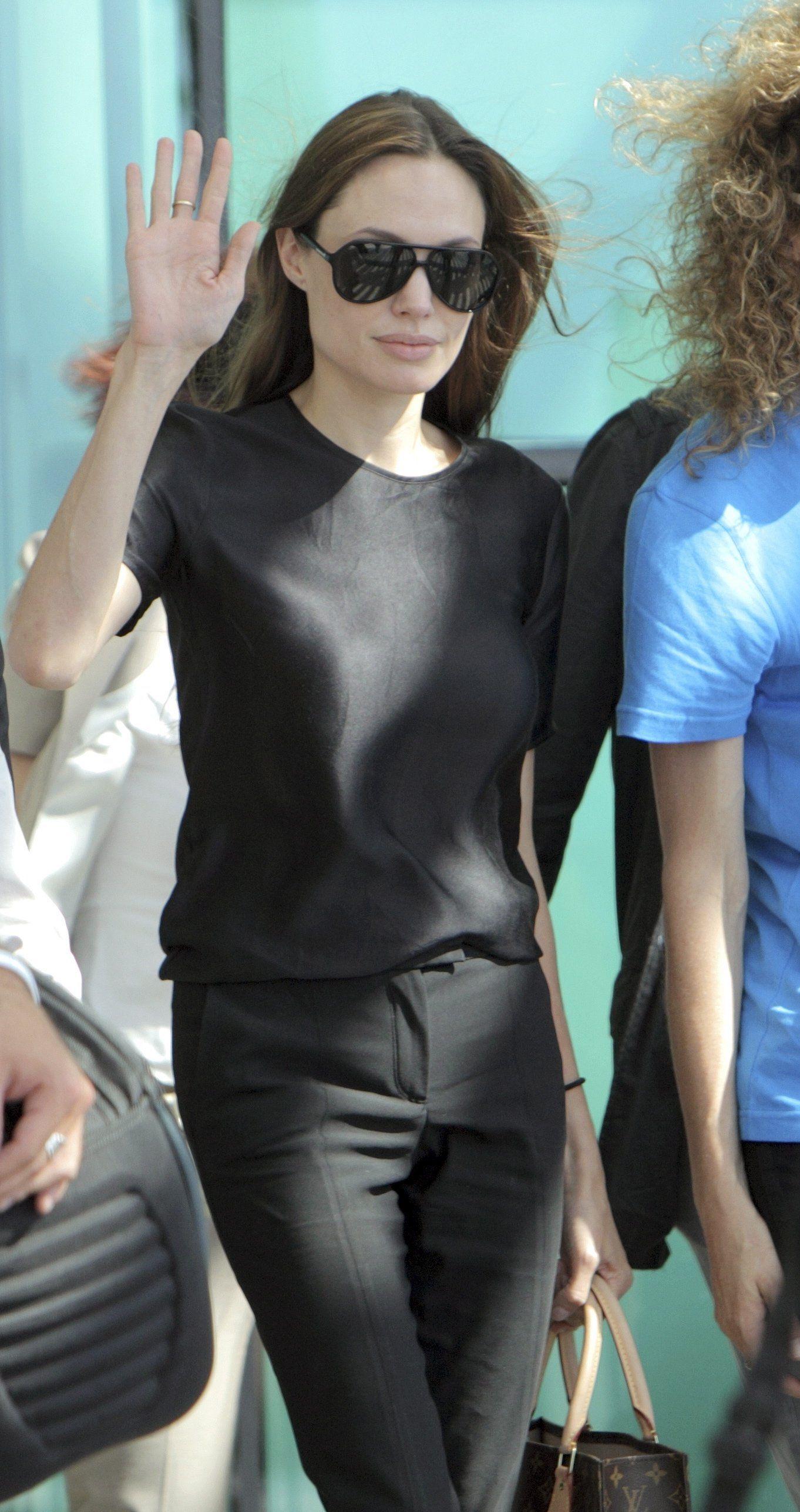 Angelina Jolie Türkei