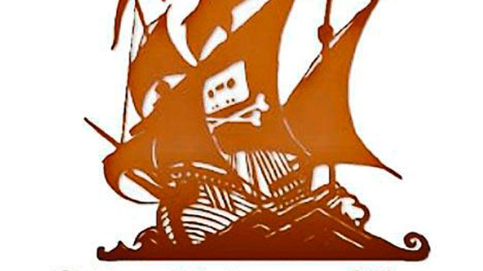 Pirate-Bay-Logo: Betreiber und Nutzer sehen sich als Rebellen, nicht Diebe