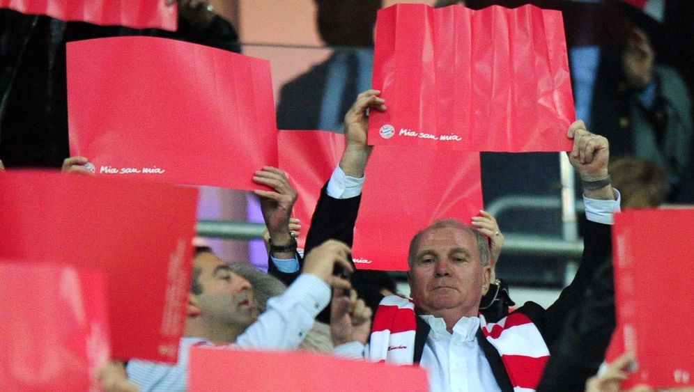 Photo Gallery: Greed, Tax Evasion and FC Bayern Munich