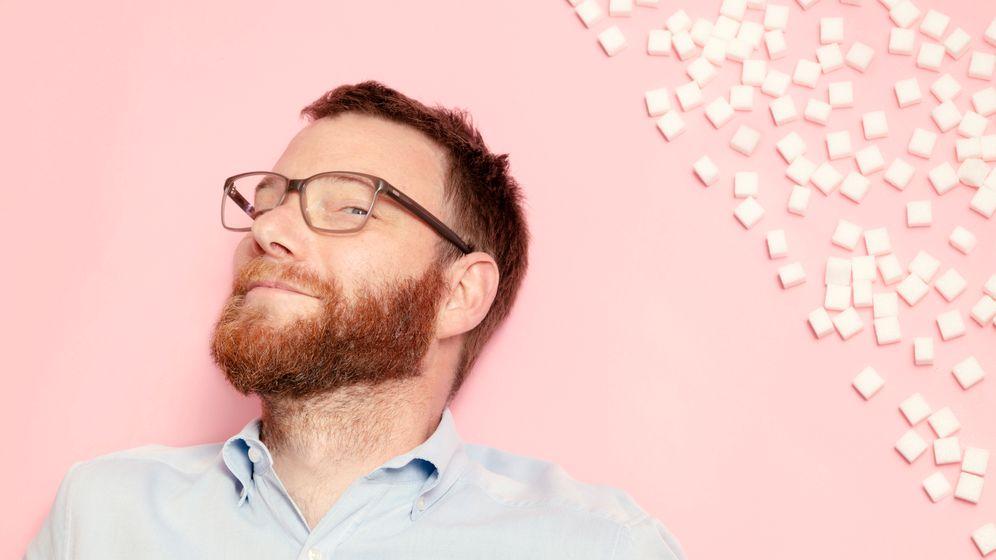 Vier Wochen ohne Süße: Benjamin Maack hinter Zucker