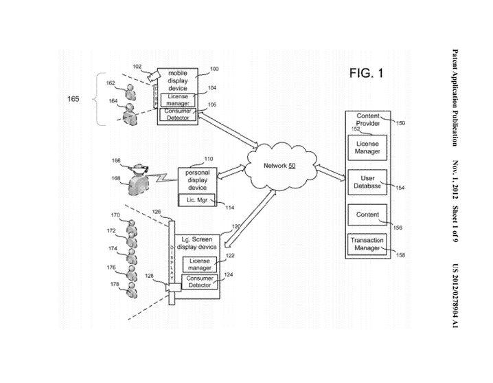 Microsoft-Patent zur Zuschauerzählung: Wie viele Menschen sind im Wohnzimmer?