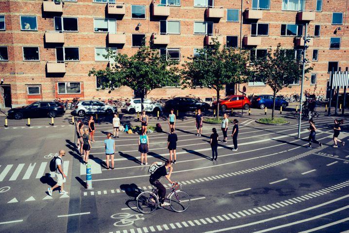 Kopenhagens Multikulti-Stadtteil Nørrebro verändert sich: Statt Migranten leben jetzt hier mehr Studierende, die Mieten steigen