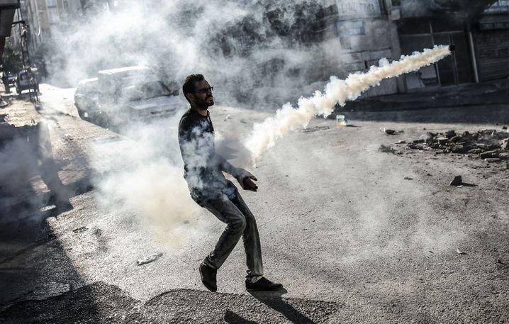 Zusammenstöße in Istanbul: Das politische Klima ist aufgeheizt