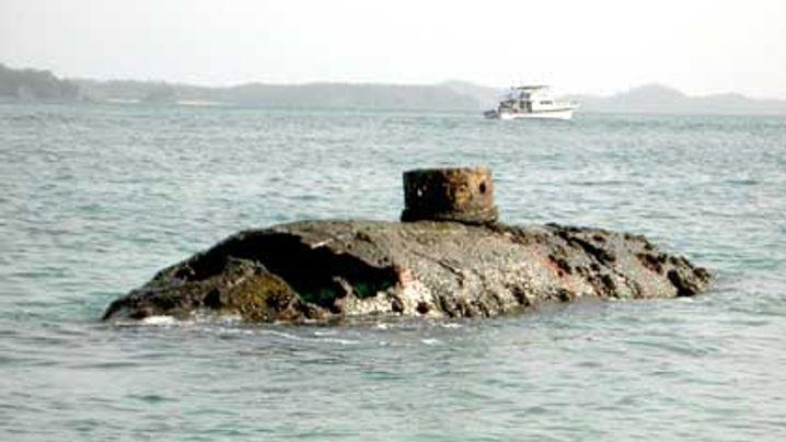 Überraschungsfund: Uraltes U-Boot vor Panama entdeckt