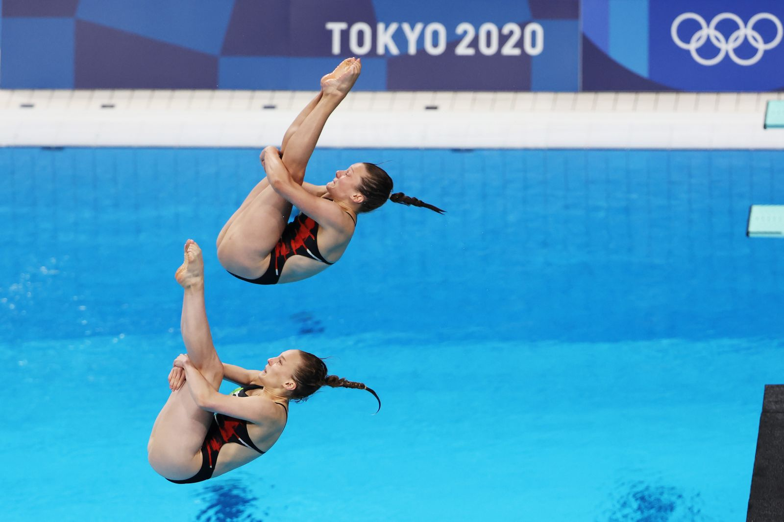 Diving - Olympics: Day 2