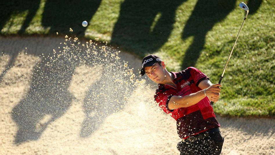 Golfer Kaymer: Gänsebraten trotz über 30 Grad in Atlanta