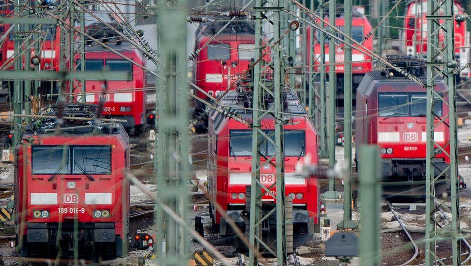 Urabstimmung bei GDL: 91 Prozent dafür - Lokführer wollen Bahn bestreiken
