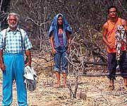 """Gott ist ein Frauenschwarm: Telenovela-Star Antonio Fagundes (links im Bild) in einer Szene aus """"Deus é brasileiro"""""""