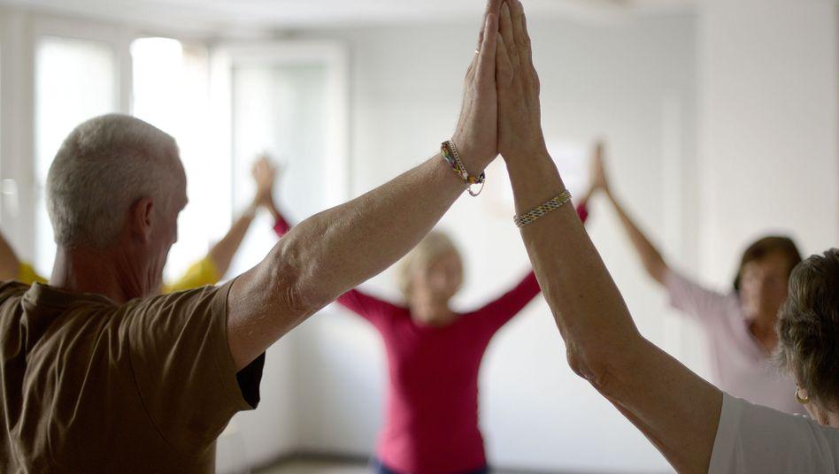 Hilft euch selbst: Gesundheit erhalten statt teuer behandeln