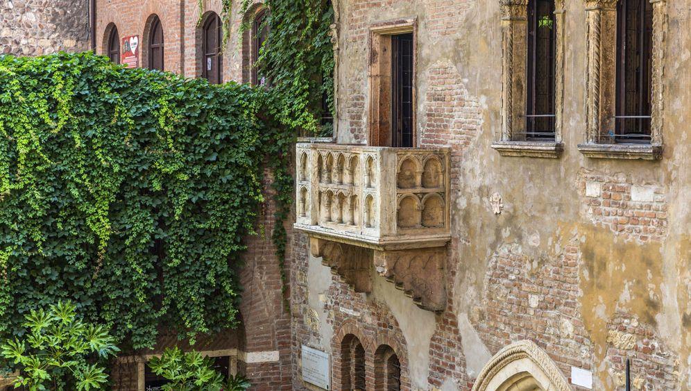 Zehn Orte der Fantasie: Draculaschloss und Julias Balkon