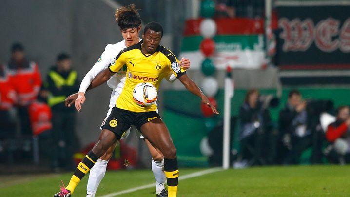 Fotostrecke: Dortmund und Bochum jubeln